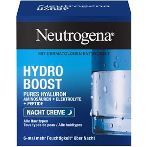Neutrogena - Kosteuttava hoito - Hydro Boost Night Cream