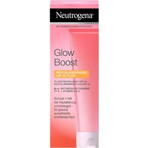 Neutrogena - Serums - Elävöittävä Glow Boost -neste SPF 30