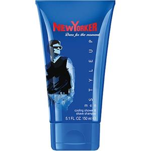New Yorker - Style Up Men - Shower Shave Shampoo