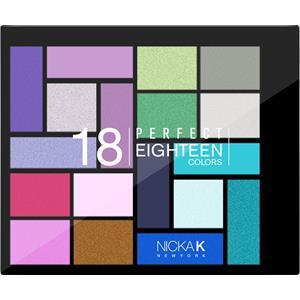 Nicka K - Augen - Perfect Eighteen Colors