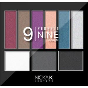 Nicka K - Ogen - Perfect Nine Colors