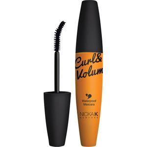 Nicka K - Augen - Waterproof Mascara Curl & Volume