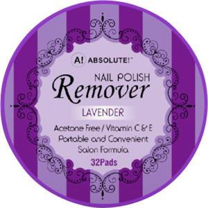 Nicka K - Nägel - Absolute! Nail Polish Remover Pads