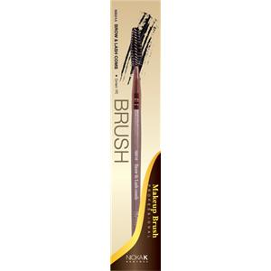 Nicka K - Pinsel - Brow & Lash Comb
