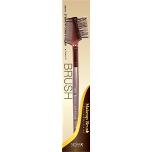 Nicka K - Pinsel - Eyebrow Comb & Brush