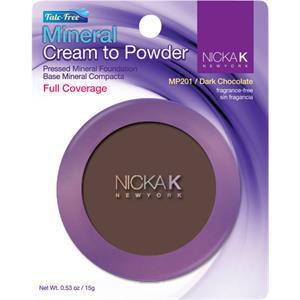 Nicka K - Teint - Mineral Cream to Powder