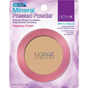Nicka K - Teint - Mineral Pressed Powder