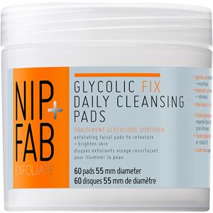 Nip+Fab - Exfoliate - Glycolic Fix Daily Cleansing Pads