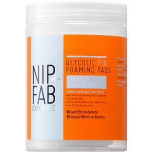 nip-fab-gesichtspflege-exfoliate-glycolic-fix-foaming-pads-30-stk-