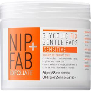 nip-fab-gesichtspflege-exfoliate-glycolic-fix-gentle-pads-sensitive-60-ml