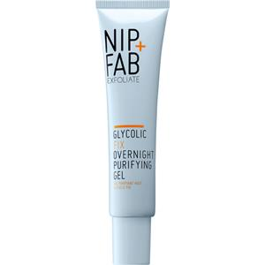 nip-fab-gesichtspflege-exfoliate-glycolic-fix-overnight-purifying-gel-40-ml