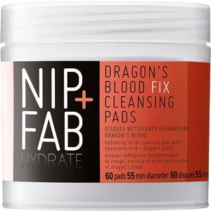 nip-fab-gesichtspflege-hydrate-dragon-s-blood-fix-cleansing-pads-60-stk-