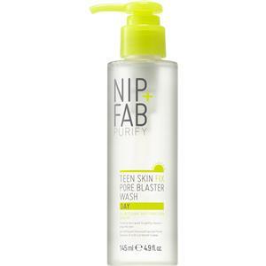 nip-fab-gesichtspflege-purify-teen-skin-fix-pore-blaster-wash-day-145-ml