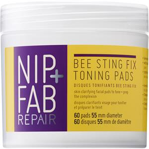 nip-fab-gesichtspflege-repair-bee-sting-fix-toning-pads-60-stk-
