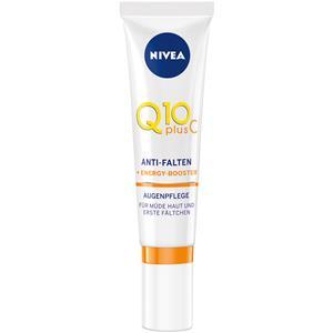 Nivea - Silmänympärystuotteet - Q10 Plus C ryppyjä vastaan + Energy-Booster Silmänhoito