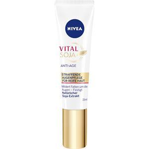 Nivea - Silmänympärystuotteet - Vital Soja Anti-Age kiinteyttävä silmänympäryshoito