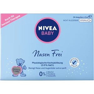 Nivea - Babypflege - Nasen Frei Physiologische Kochsalzlösung