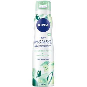 nivea-korperpflege-body-lotion-und-milk-cucumber-touch-matcha-tea-body-mousse-verwohnende-pflege-200-ml