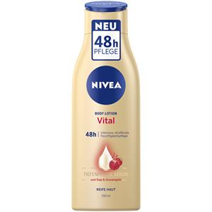 Nivea - Body Lotion e Milk - Vital Body Lotion ricca