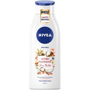 Nivea - Body Lotion and Milk - Winter Moment Shea Butter Body Milk