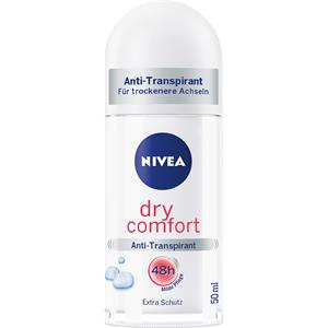 Nivea - Deodorantti - Dry Comfort Plus Anti-Transpirant Roll-On