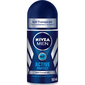 Nivea - Deodorantti - Nivea Men Active Protect Anti-Transpirant Roll-On