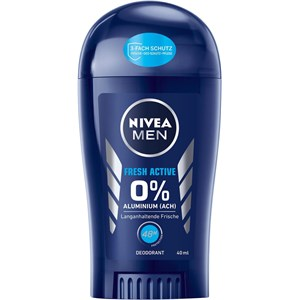 Image of Nivea Männerpflege Deodorant Nivea Men Fresh Active Deodorant Stick 40 ml