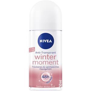 Nivea - Deodorant - Winter Moment Anti-Transpirant Roll-On