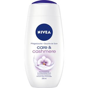 Nivea - Shower care - Care & Cashmere Shower Gel