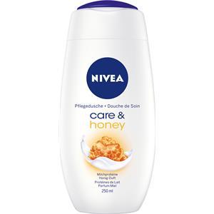 Nivea - Shower care - Care & Honey Pflegedusche