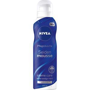 Nivea - Hoitavat suihkutuotteet - Creme Care silkinpehmeä suihkuvaahto