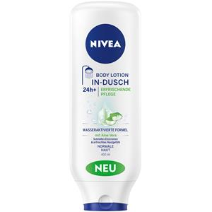 "Nivea - Shower care - In-Shower Body Lotion ""Erfrischende Pflege"" Refreshing care"