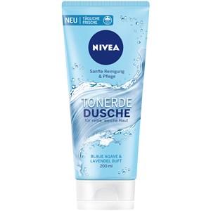Nivea - Duschpflege - Tonerde Dusche Blaue Agave & Lavendel