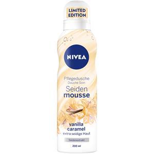Nivea - Shower care - Vanilla Silk Mousse Shower Gel