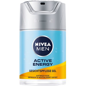 Nivea - Facial care - Active Energy Gesichtspflege Gel