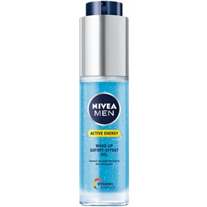 Nivea - Cura del viso - Nivea Men Active Energy Wake-Up Gel effetto immediato