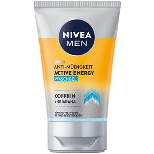 Nivea - Gesichtspflege - Nivea Men Active Energy Waschgel