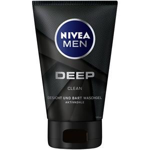 Nivea - Facial care - Deep Clean Gesicht und Bart Waschgel