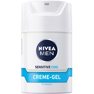 Nivea - Facial care - Nivea Men Sensitive Cool Creme-Gel
