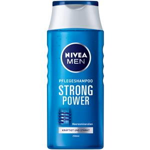 Nivea - Haarpflege - Nivea Men Strong Power Pflegeshampoo