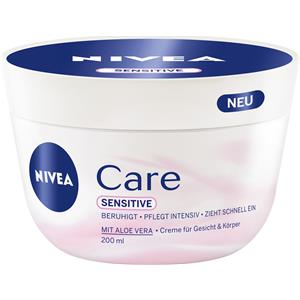 Nivea - Hand Creams and Soap - Care Sensitive