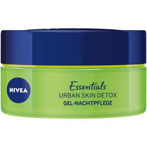 Nivea - Night Care - Essentials Urban Skin Detox Gel night Care