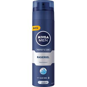 "Nivea - Shaving care - Nivea Men ""Protect & Care"" Shaving Gel"