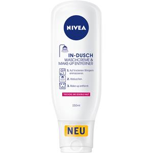 Nivea - Cleansing - In-Shower Wash Cream & Makeup Remover