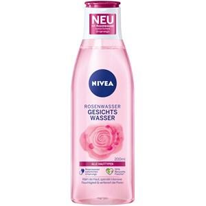 Nivea - Limpieza - Tónico facial agua de rosas