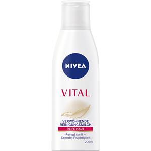 Nivea Gesichtspflege Reinigung Vital Verwöhnend...