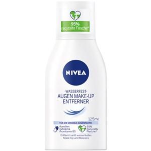 Nivea - Puhdistus - Waterproof Eye Make-Up Remover