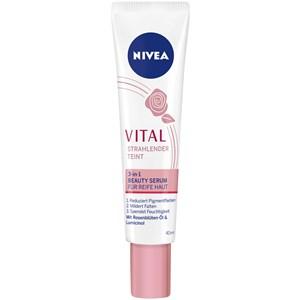 Nivea - Seerumit ja kuurit - Vital 3-in-1 -kauneusseerumi, sädehtivä ihonväri