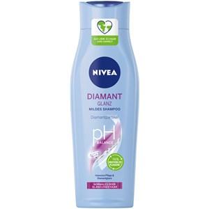 Nivea - Shampoo - Diamant Glanz & Pflege Pflegeshampoo