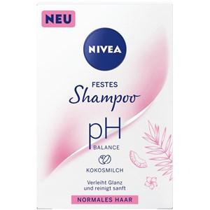 Nivea - Shampoo - Festes Shampoo Kokosmilch für normales Haar